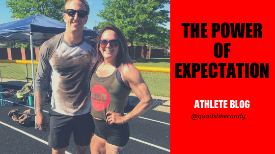The Power of Expectation -- Athlete Blog Post