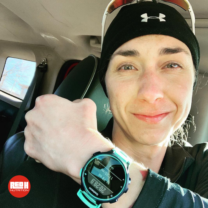 Katie Danger's Athlete Stack -- IRONMAN® In Training