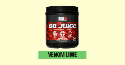 GO JUICE® BCAAs (Samples)