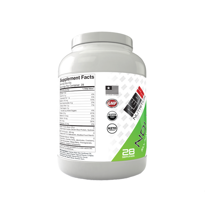 NO! WHEY™ - All-Natural Vegan Protein