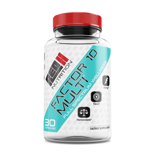 FACTOR 10™ MULTIVITAMIN - FULL SPECTRUM WELLNESS