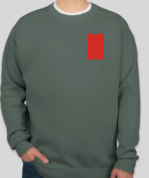 Vintage Athlete Crewneck Sweatshirt
