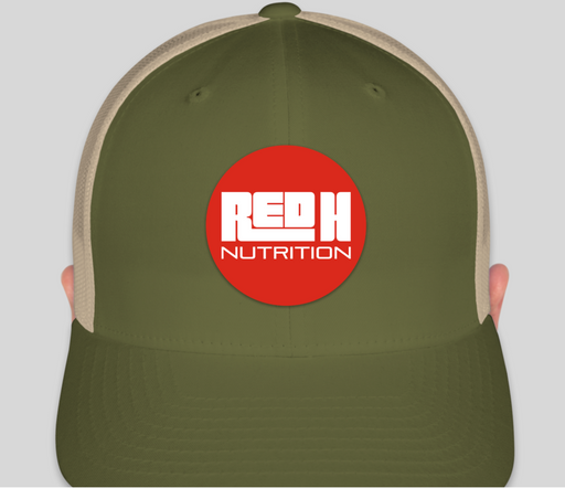 RED DOT™ Trucker Hat (PRE-ORDER)