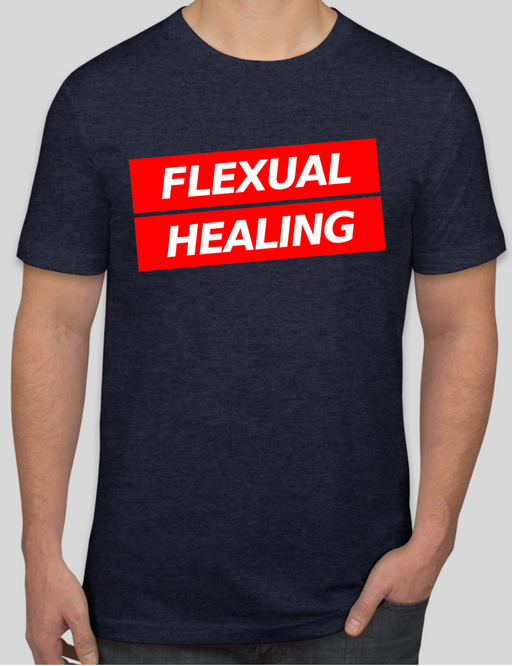 Flexual Healing 2.0 T-Shirt