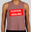 Flexual Healing 2.0 - Ladies Crop Tank