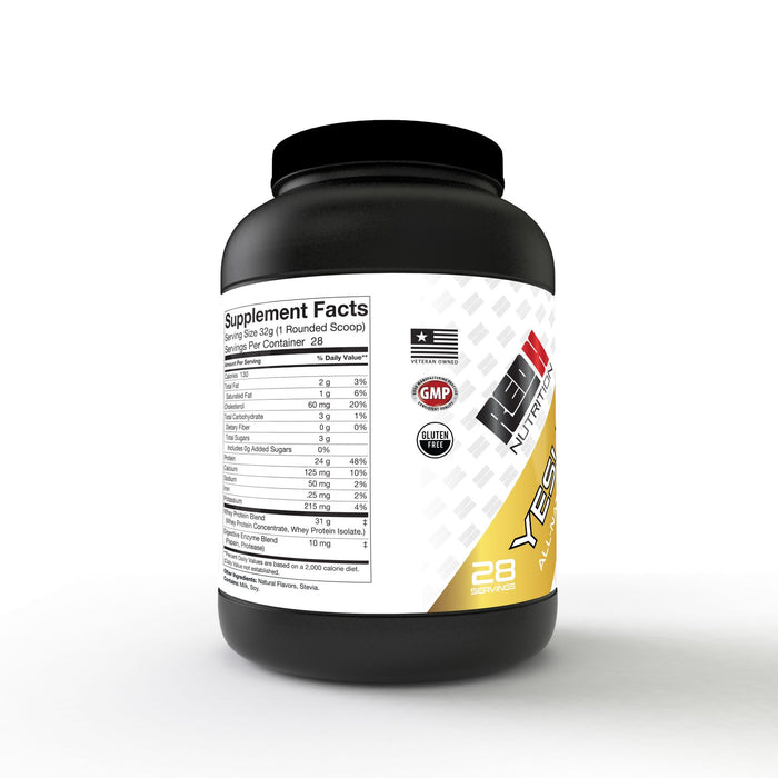 YES! Whey™ All-Natural Protein (Samples)