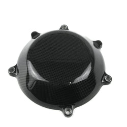 Ducati  Carbon Trocken Kupplungsdeckel Dry Clutch Cover Cache Embrayage 1
