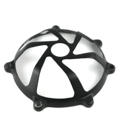Ducati  Carbon Trocken Kupplungsdeckel Offen Dry Clutch Cover Coupelle d'Embrayage 3