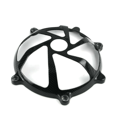 Ducati  Carbon Trocken Kupplungsdeckel Offen Dry Clutch Cover Coupelle d'Embrayage 2