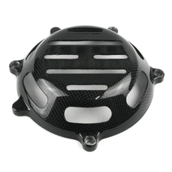 GStradingonline Carbon Dry Clutch Cover Compatible With Ducati Plain Gloss E