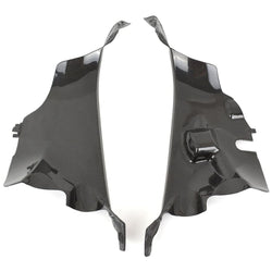 Ducati Panigale V4 Carbon Seitenverkleidung Side Fairing Panels Caches 1