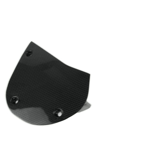 Ducati Supersport 600SS 750SS  Carbon Ritzelabdeckung Belt Cover Cache Courroie 1