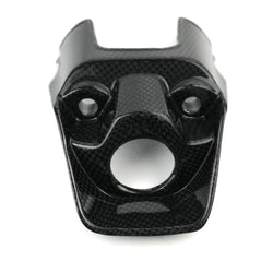 Ducati Supersport Carbon Zündschlossabdeckung Key Cover Protection Cache Clef 1