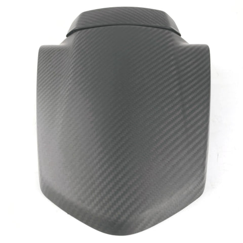 KTM 1290 Super Duke Carbon Sozius Abdeckung Seat Cover Cache Selle 3