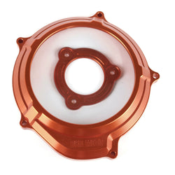 KTM 1290 Super Duke RC8 990 Kupplungsdeckel Loschen Clear Clutch Cover Carter Embrayage 5