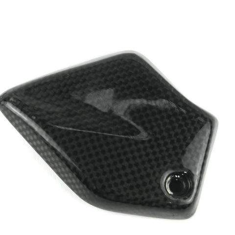 MV Agusta Carbon Seitenverkleidung Klein Side Covers Small Cache Latéral 1