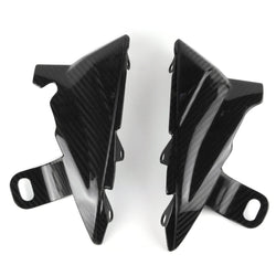 Triumph 765 Street Triple Carbon Verkleidung Radiator Covers Caches Radiateur