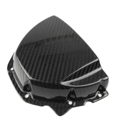 Triumph Speed Triple  Carbon Ritzelabdeckung Sprocket Cover Cache Pignon 3