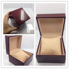 Wooden Watch Storage and Gift Box