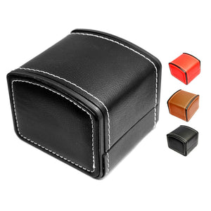 Leather Watch Storage and Gift Box