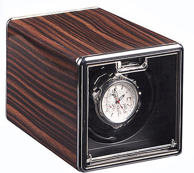 Wood Grain, Single Watch Winder