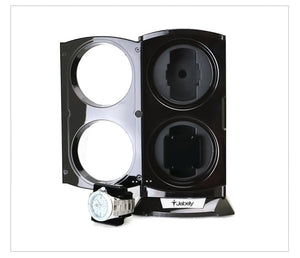 Dual Tower Style Watch Winder
