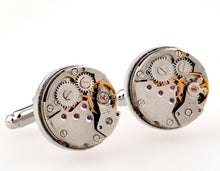 Various, Watch Movement Cufflinks