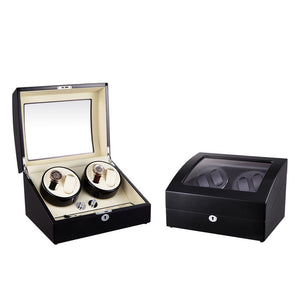 Quad Watch Winder