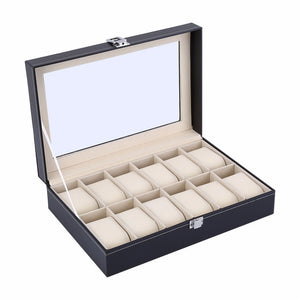 Watch Storage Box, Twelve Watches