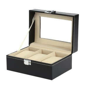 Watch Storage Box, Three Watches