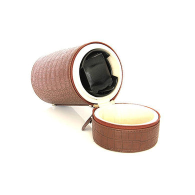 Travel Watch Winder, Brown