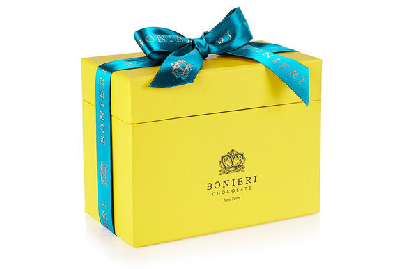 Bonieri Chocolate - Bella Box Gianduja Grande 440g - Heavenly-Chocolates - artisan handmade chocolates
