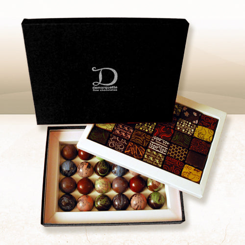 Demarquette - Variety Chocolate Box (54 chocs) - Heavenly-Chocolates - artisan handmade chocolates