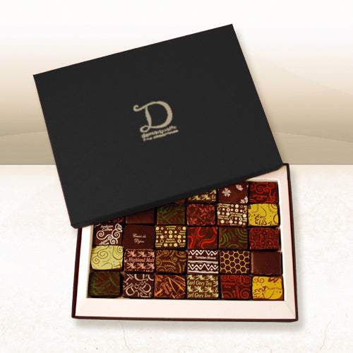 Demarquette - Tasting Selection Box (30 chocolates) - Heavenly-Chocolates - artisan handmade chocolates