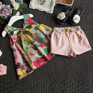 Vintage Set for Little Girls
