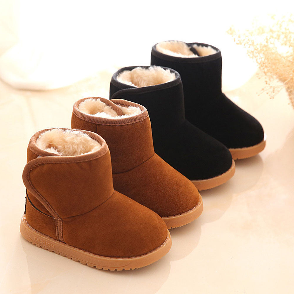 Trendy Snow Boot for Baby and Toddlers