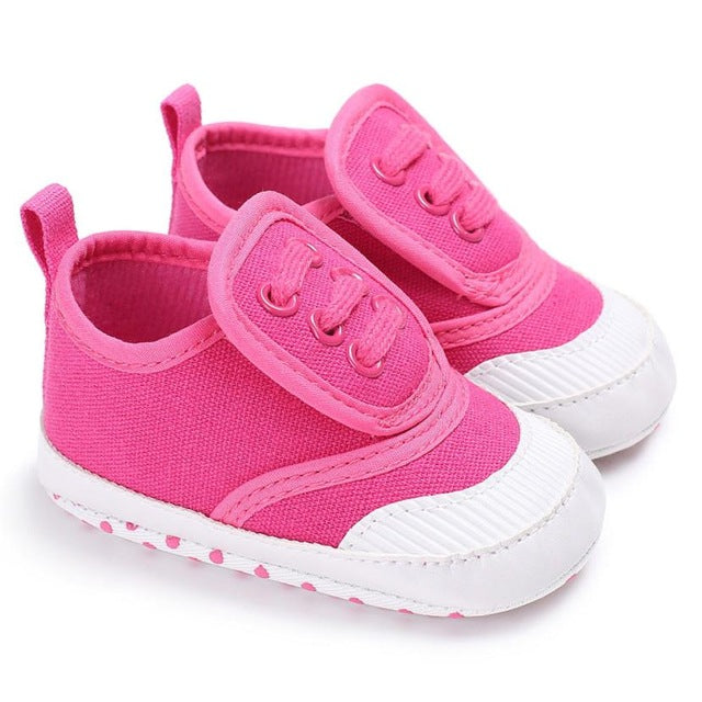 Super Cool Baby Girl Sneakers
