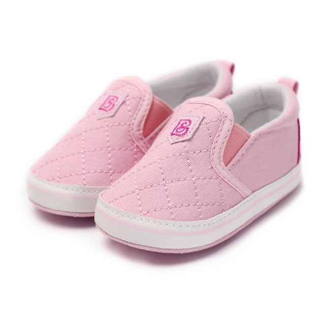 Casual Sneakers in Pink for Baby and Toddler Girl