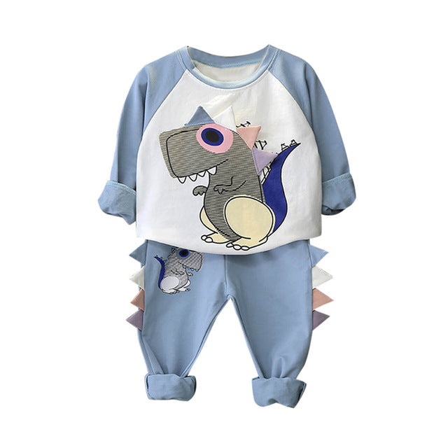 Dinosaur Outfit For Boys