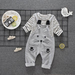 Mouse Overall for Baby Boy