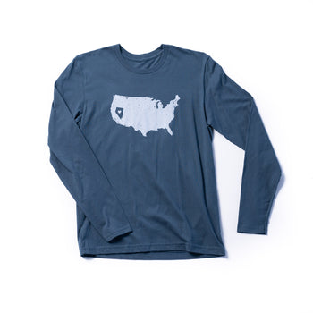 US of NV Long Sleeve