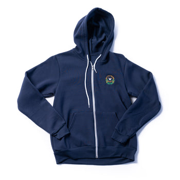 Battle Born Zip Hoody