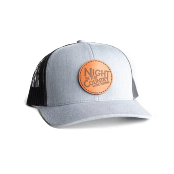 Heather Gray NITC Hat