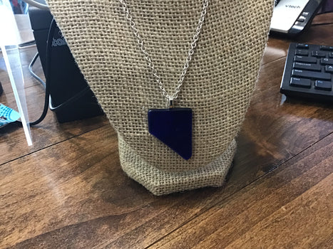 Blue Nevada Necklace