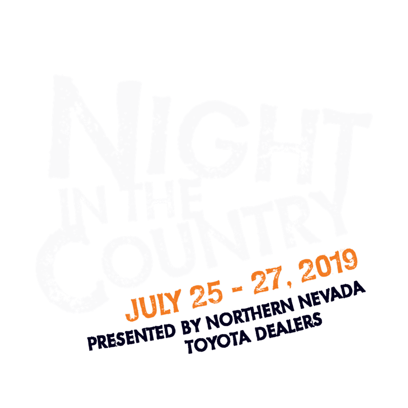 Night in the Country Logo