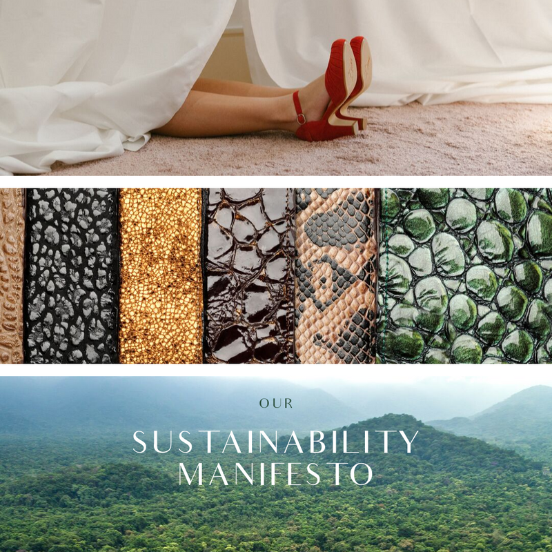 Sustainability Manifesto - Putting Ethics and Quality First