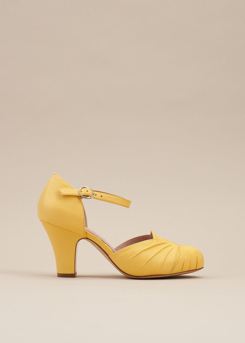 Amber Luxe Yellow