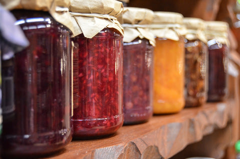 Jams, Jellies, & Preserves