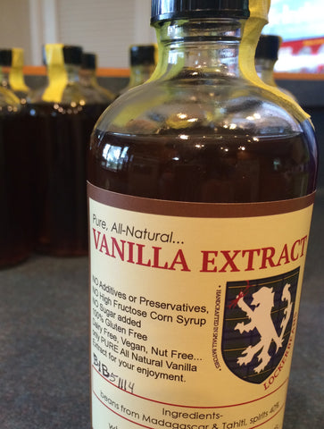 Lockerbeans Vanilla Extract