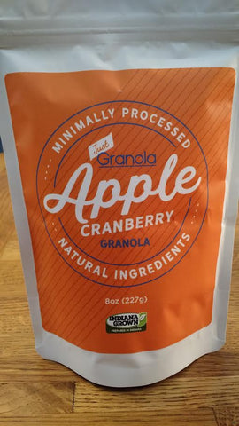 Apple & Cranberry Granola